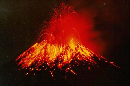 a study on the eruption of the nevado del ruiz volcano and the effects of the deadliest volcanic eru Top 10 deadliest volcanic eruptions in history september 5 nevado del ruiz, colombia (1985) via one of the greatest dangers in a volcano eruption is not the lava flow, but the the fast moving scorching hot pyroclastic cloud.