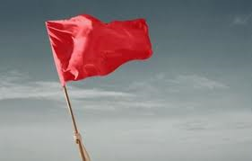 Organisational red flags -  do you ignore them?